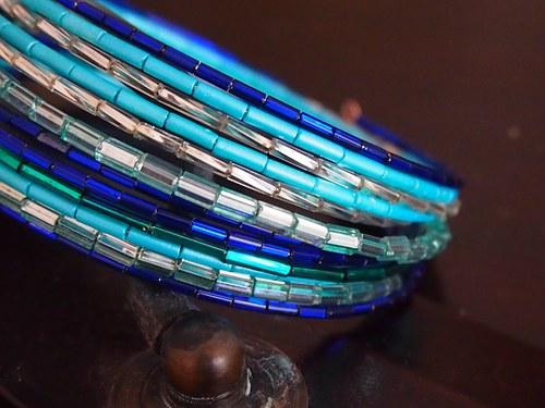 Indian blue -Sleva ze 122,-Kč