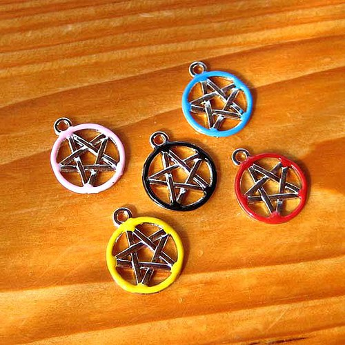 Pentagram - Žlutý