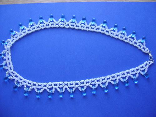 Svatební náhrdelník.
