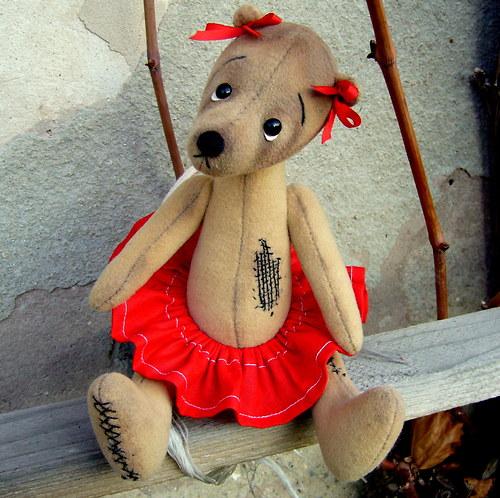 Brummídek - myška Filipka