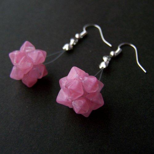 Koulování s růžovými lucerničkami