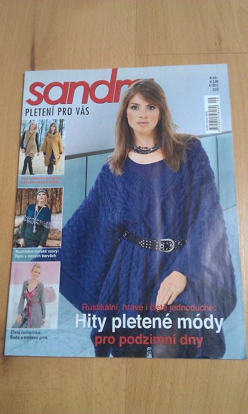 Sandra - pletení pro Vás 9/2011