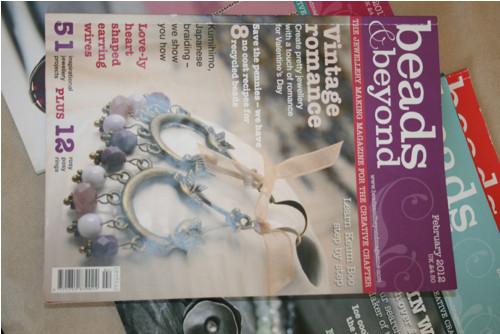 časopis 2 Beads and Beyond