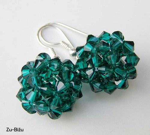 Emerald guličky