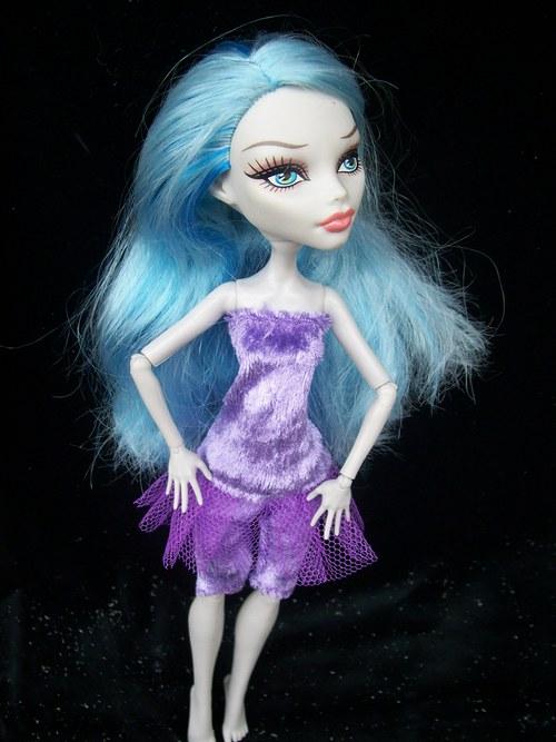 Monster High v nedbalkách