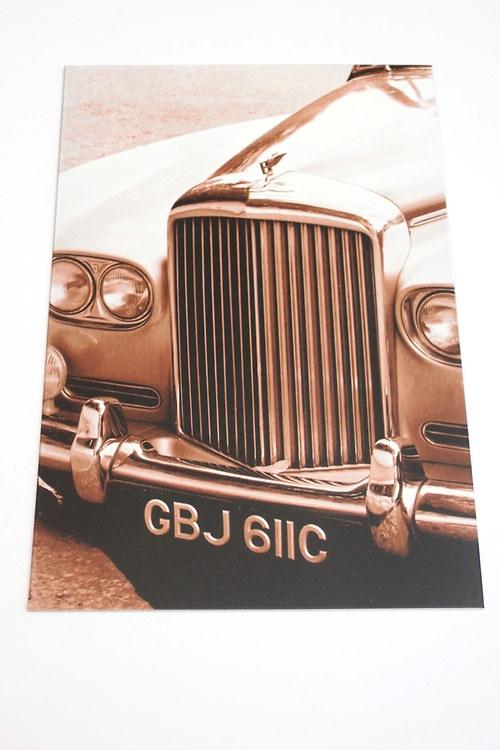 GBJ - plechová cedule