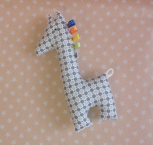 Žirafka puntíkatá