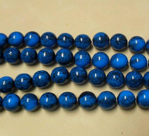 voskované 11mm modročerné 20ks
