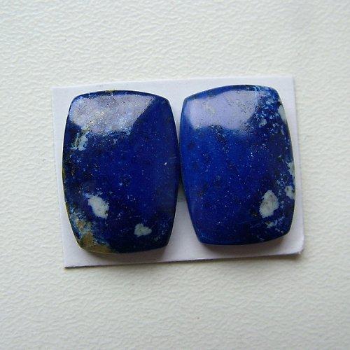 Lapis lazuli -pár 1