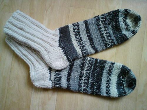 Ponožky pro chlapáky vel 42-43