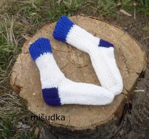 Ponožky jako od maminky - dětské 21