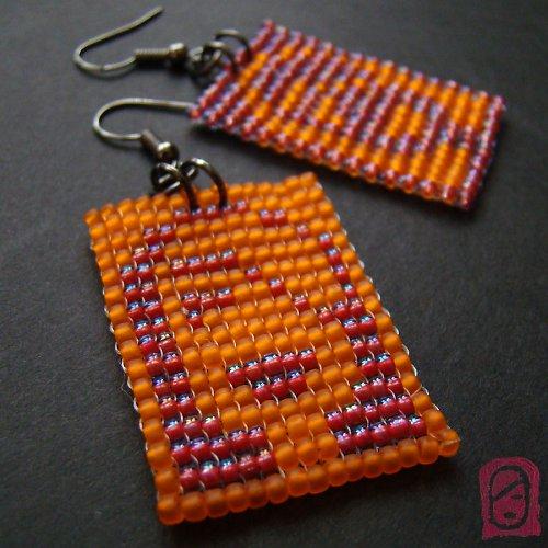 Inverse women /orange-purple/