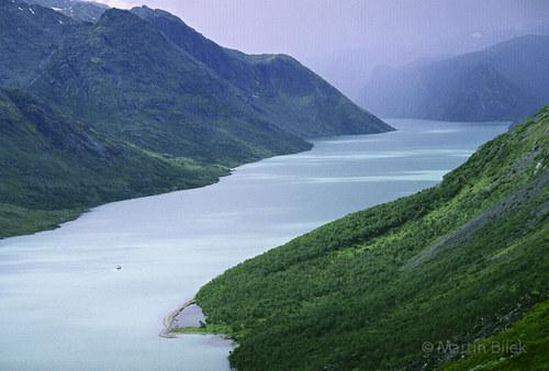 kouzelný fjord