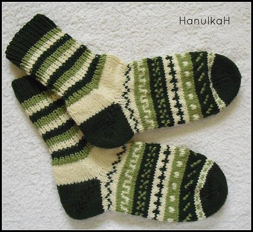 pánské ponožky 0058
