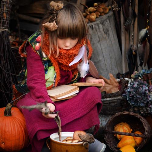 Barva kouzel.... Pro malou čarodějku
