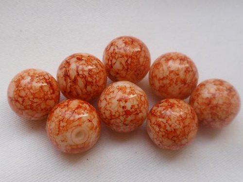 Kraklované kuličky č. 4 - 6 mm