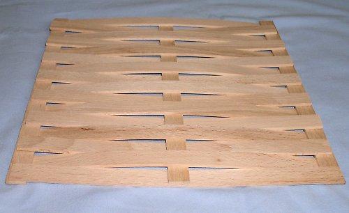 Dřevěná podložka K6