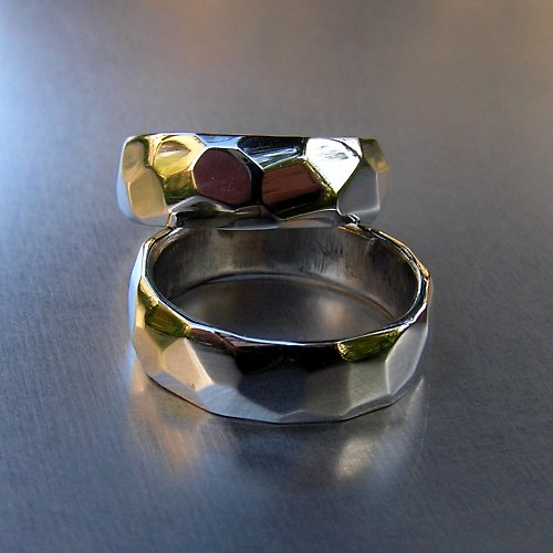 Snubní prsteny-1000 a 1 šikmá plocha