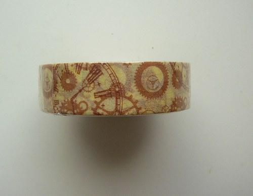 Washi  pásky 15m, š.15 mm