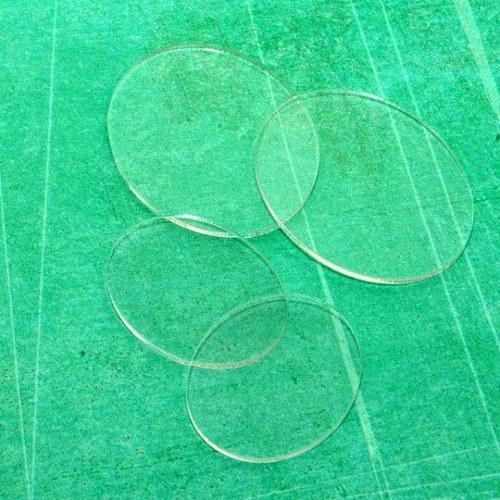 Akrylové placičky / Oválky