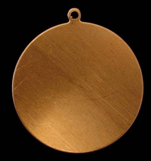 Přívěšek - Kruh s ouškem 4cm.