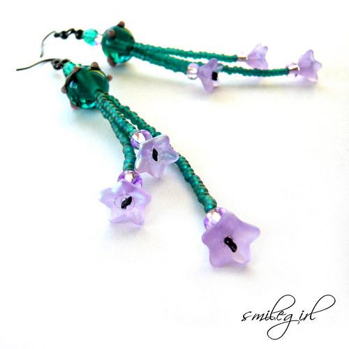 Výprodej - Fialkové chobotničky