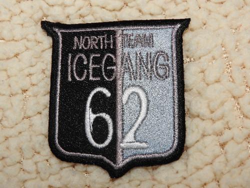 Nažehlovačka reflexní North Team