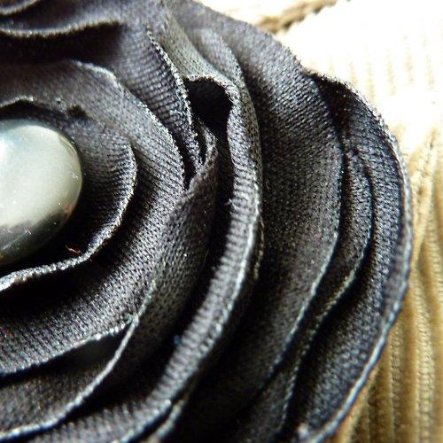 Černý květ