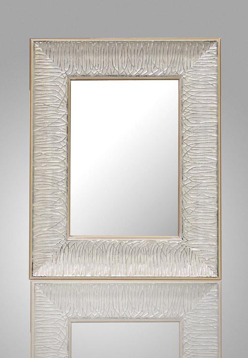 Zrcadlo Siena rozměr 23x28 cm