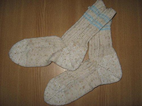 Yettiovské č.2 - ponožky