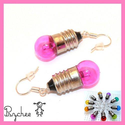 Mini žárovičky růžové (i jiné barvy!)