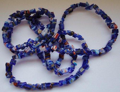 Zlomková šňůra ze skla - 90cm