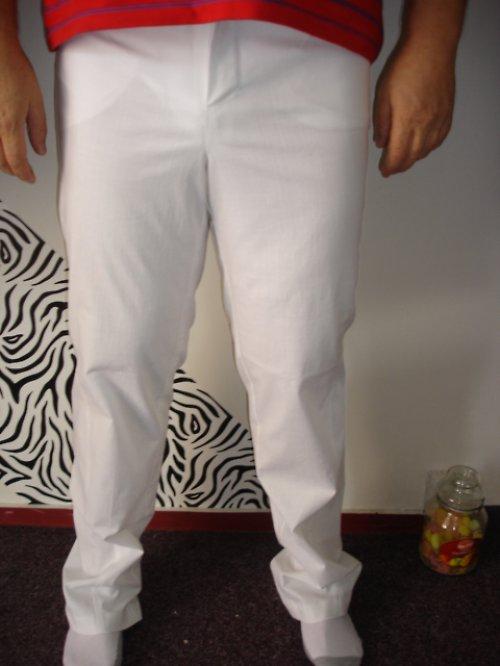 pánské letní kalhoty vel.54