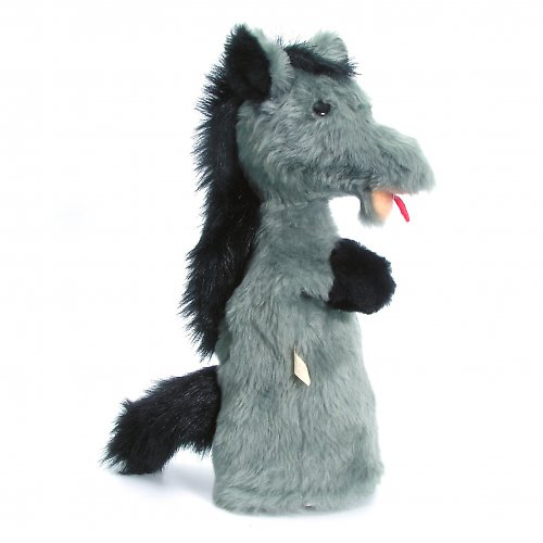 Klisna Šedka - autorská hračka