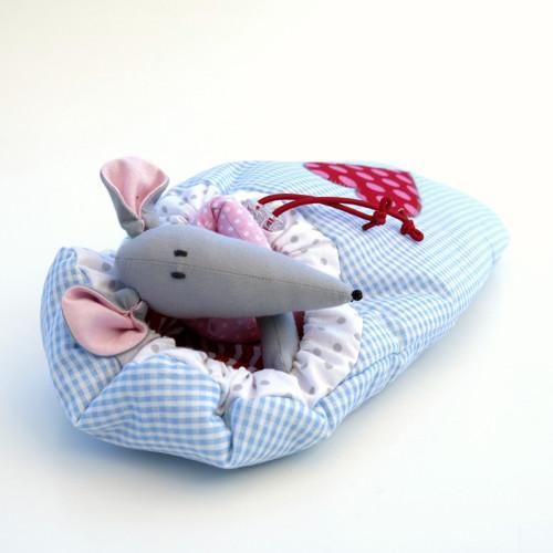 Myší spacáček * 70