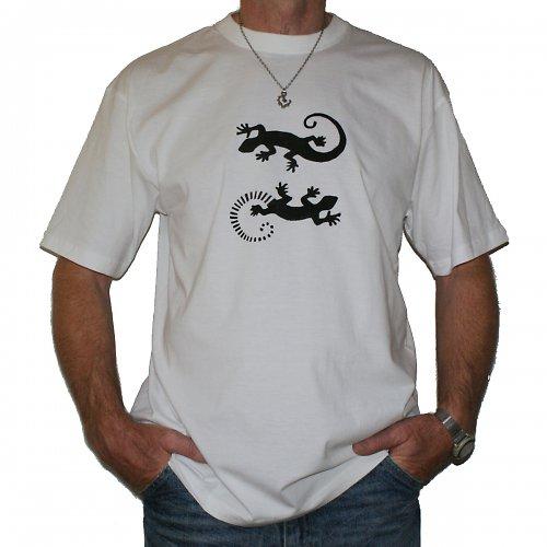 Pánské tričko Ještěrky
