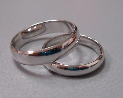 Snubní prsteny č.1