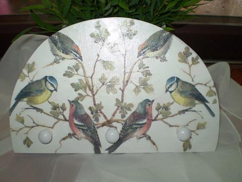 Věšáček -  Ptačí
