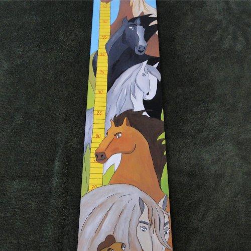 Dětský metr - Koně