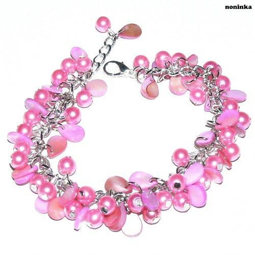 Růžová perleť - VÝPRODEJ
