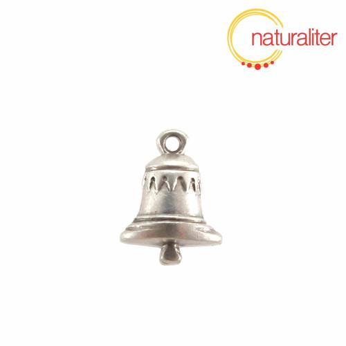 Zvoneček - přívěsek starostříbro 11x9mm