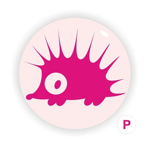 Magnetka ježka