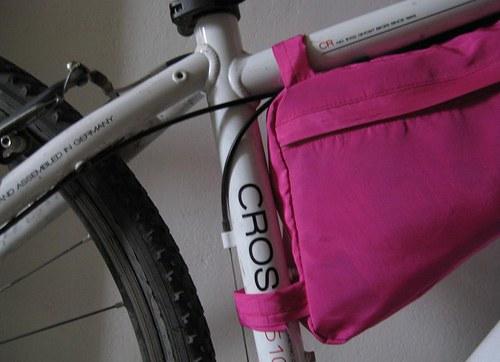 Taška na kolo