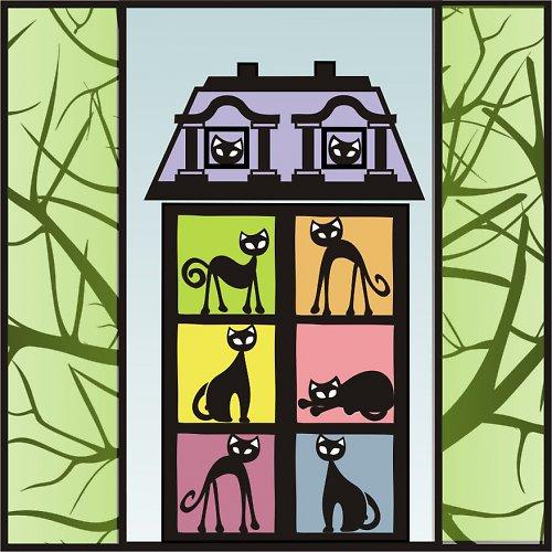Kde je dům kočičí.....