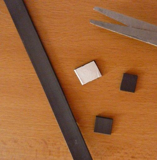 Magnetická samolepící páska