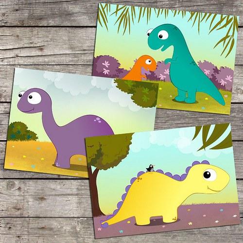 Dinosauří zoo