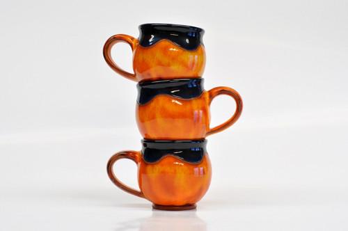 Oranžový bucláček