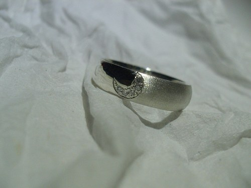 snubní prsteny M10