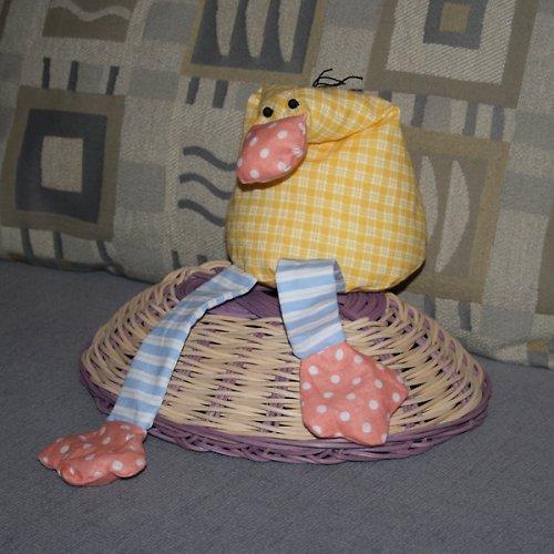 Nohatá kachnička