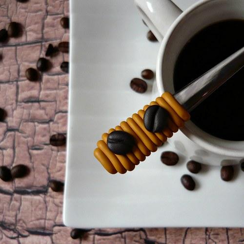 Kávové lžičky - 1 ks